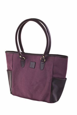 Craig Shopper Burgundy – Bild 1