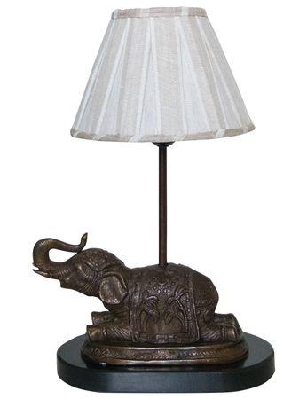 Lampenfuß Sambo – Bild 1