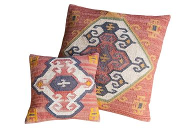 Aleppo Cushion Red Big – Bild 2