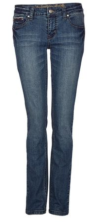 BB258 Slim Fit Jeans long