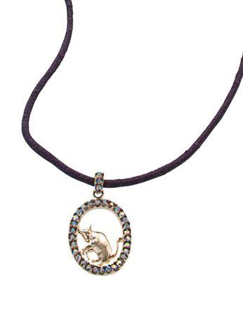 Zodiac Halskette Stier