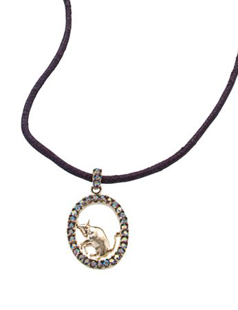 Zodiac Necklace Virgo – Bild 1