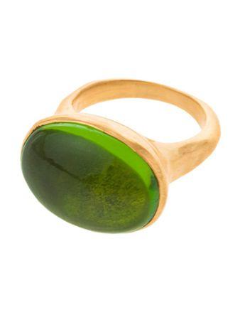 Oreana Ring Peridot – Bild 1