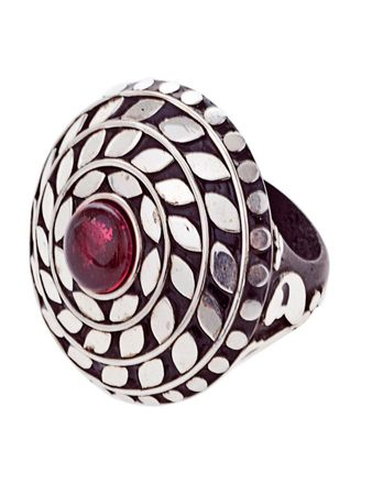 Fallon Ring silver plated – Bild 1