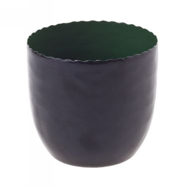 Santa Luce Tealight Dark Green big – Bild 1
