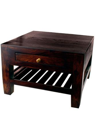Uzes Side Table small 2 drawers – Bild 1