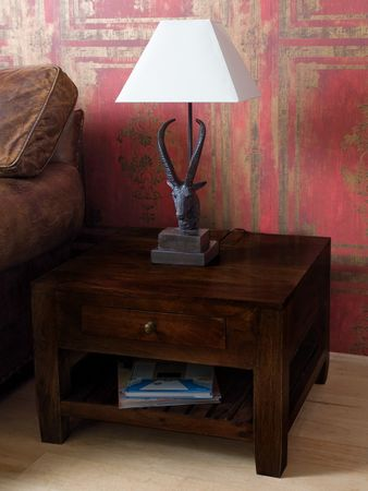 Uzes Side Table small 2 drawers – Bild 2