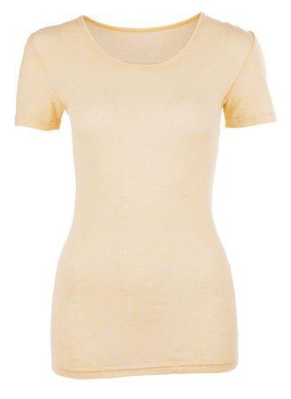 Nyeri T-Shirt gelb – Bild 1