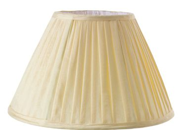 Plier Lampenschirm Gelb 30cm