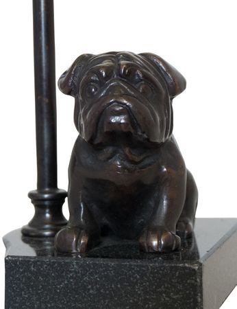 Lamp Stand Arche Bulldog – Bild 3