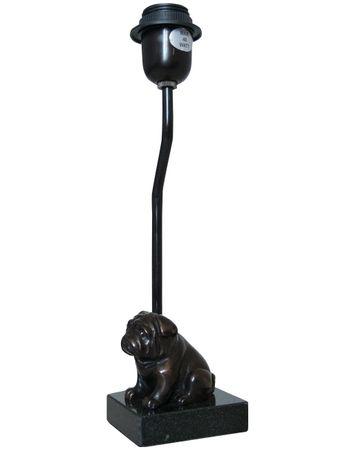 Lampenfuß Arche Bulldog – Bild 6
