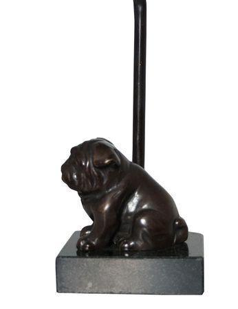 Lampenfuß Arche Bulldog – Bild 5