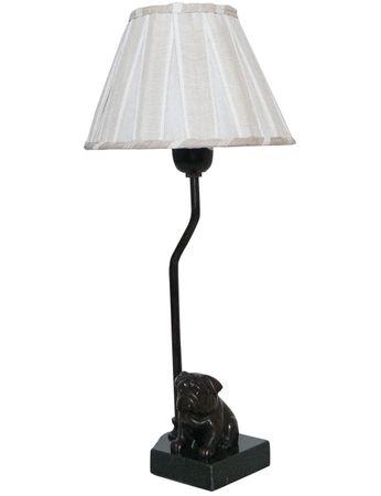 Lampenfuß Arche Bulldog – Bild 4