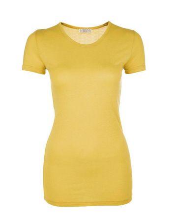 Peel T-Shirt Marigold