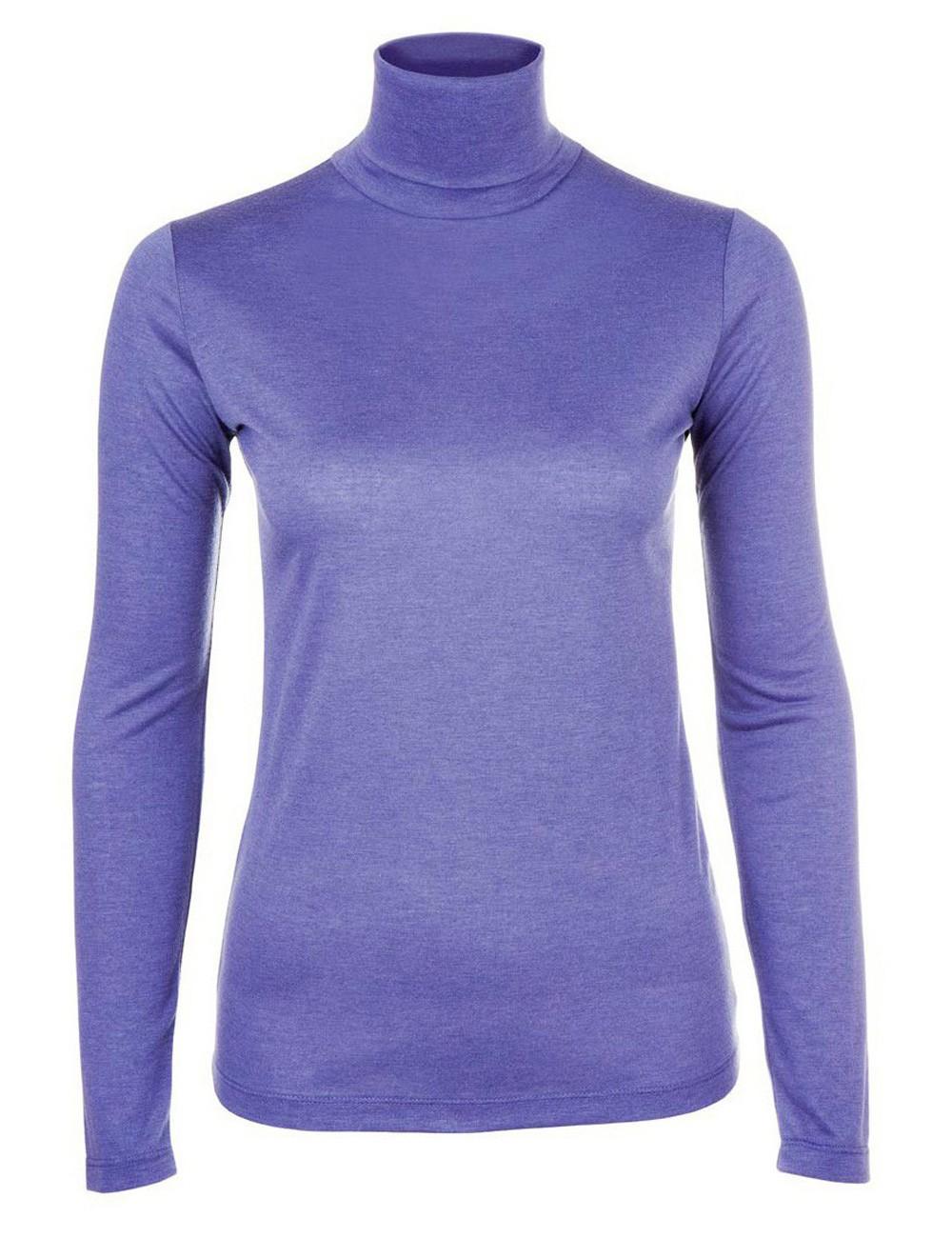 skibs rollkragen shirt azulin mode tops shirts langarmshirts. Black Bedroom Furniture Sets. Home Design Ideas