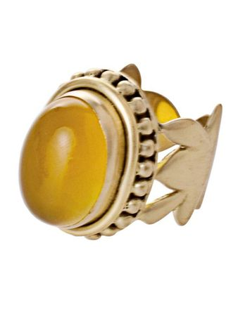 Banquo Ring Yellow