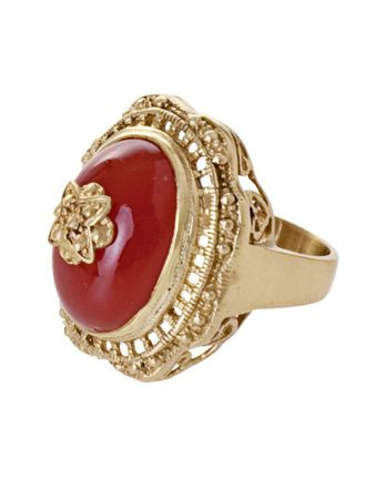 Cawdor Ring Red