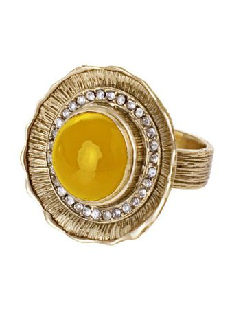 Leonato Ring Yellow