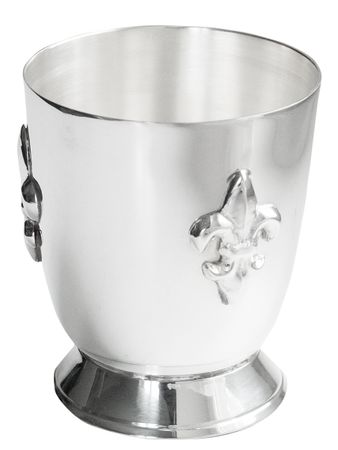 "Bourbon Can ""Lily"" silver plated – Bild 1"