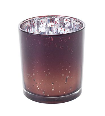 Limes Tealight Ombre Red – Bild 1