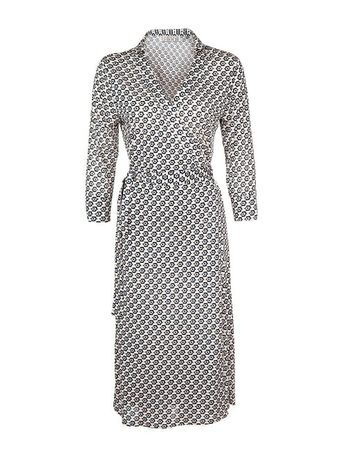 Cabazon Jersey Wrap Dress – Bild 1