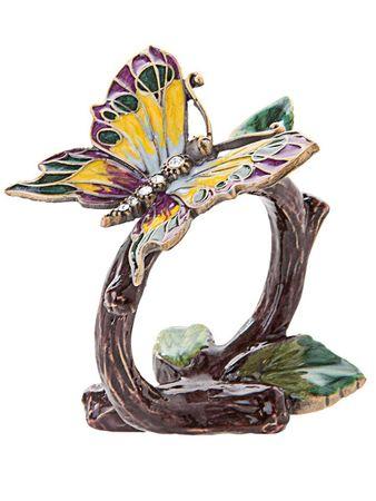 Ortimino Serviettenring Schmetterling – Bild 1