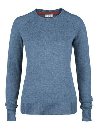 Moray Knitted Jumper Blue – Bild 1
