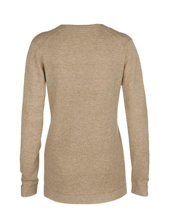 Collington Strick-Pullover chamois – Bild 3
