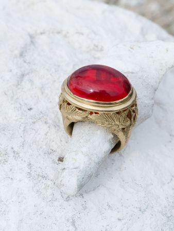 Selwyn Ring rot – Bild 3