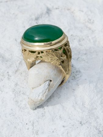 Selwyn Ring grün – Bild 2