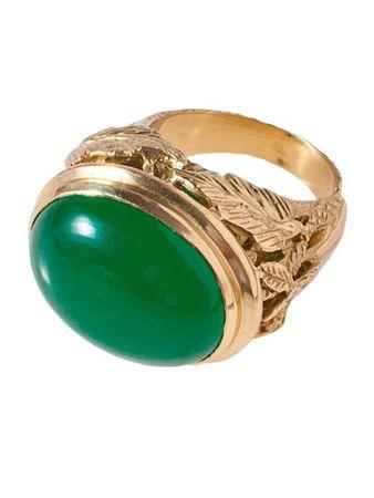 Selwyn Ring grün
