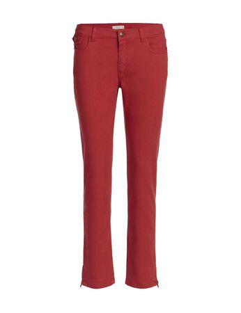Salina 7/8 Jeans rot