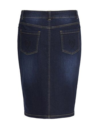 Canillac Jeans Skirt denim – Bild 2