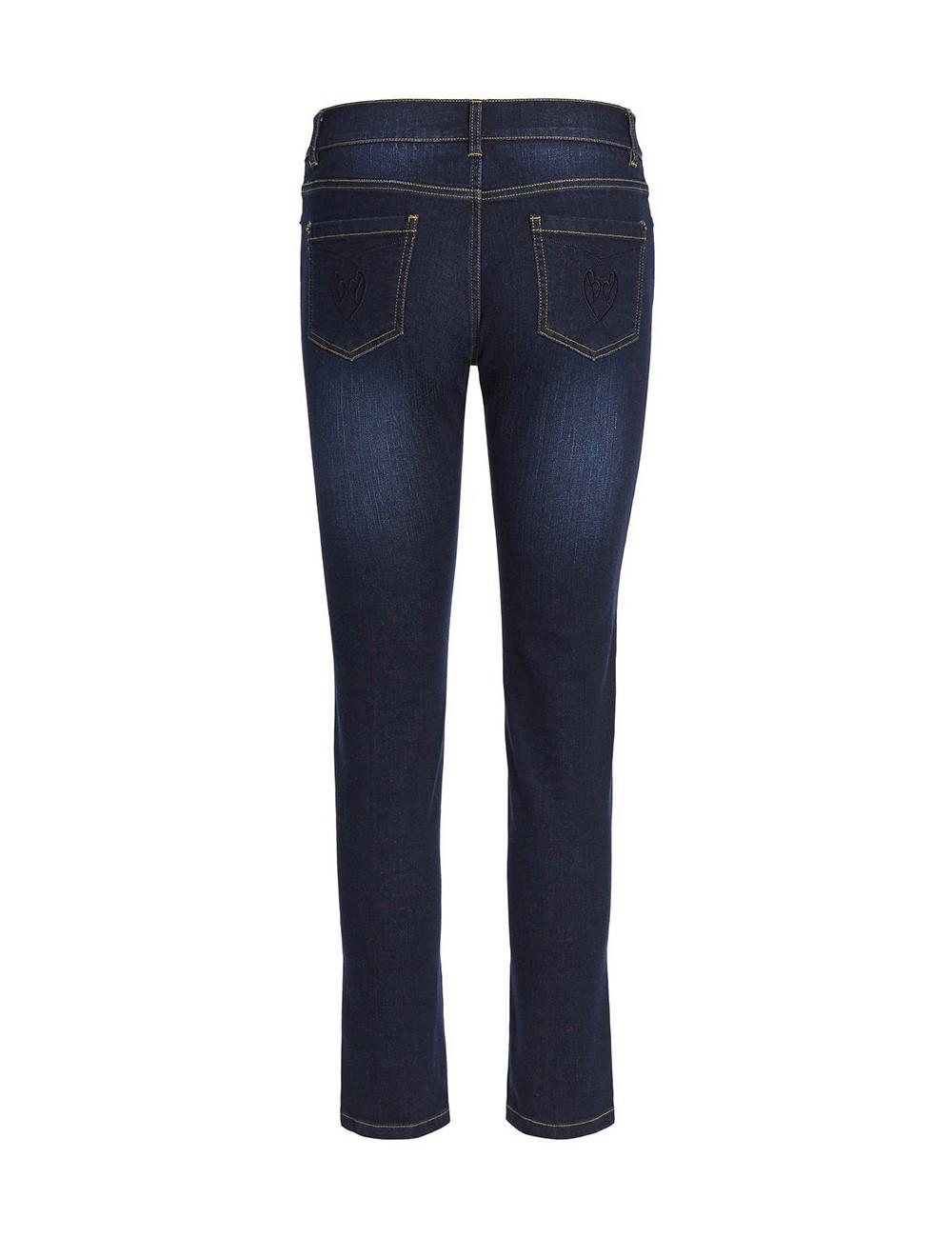 canillac 7 8 jeans denim mode hosen 7 8 hosen. Black Bedroom Furniture Sets. Home Design Ideas