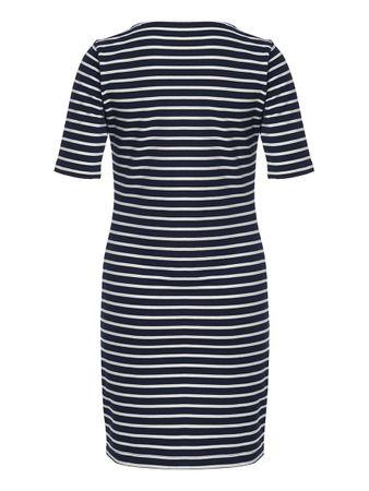Portola Kleid blau – Bild 3