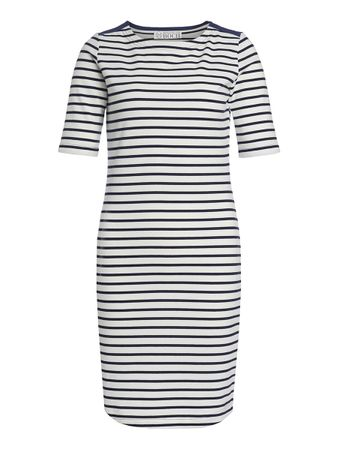 Portola Dress white stripe – Bild 1