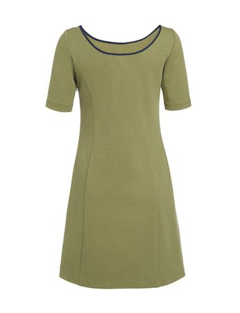 Jacinto Dress khaki – Bild 2