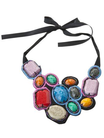 Croom Necklace Pink – Bild 1