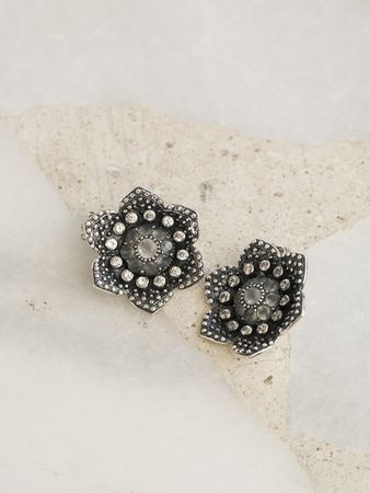 Vilar Clip On Earrings – Bild 2