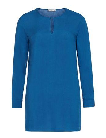 Oriente Tunic Azure Blue – Bild 1