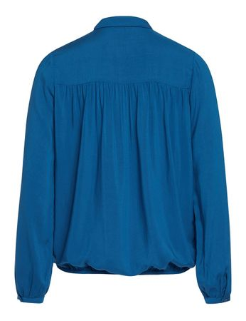 Balmont Bluse azurblau – Bild 3