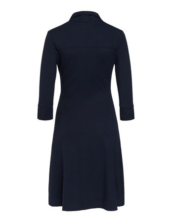 Millet Stretch-Dress Navy – Bild 2