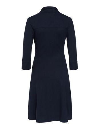 Millet Stretch-Kleid marineblau – Bild 2