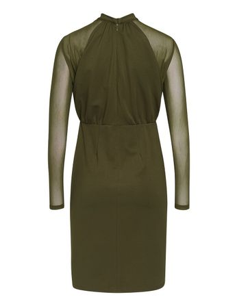Sainte-Croix Dress Olive Green – Bild 2