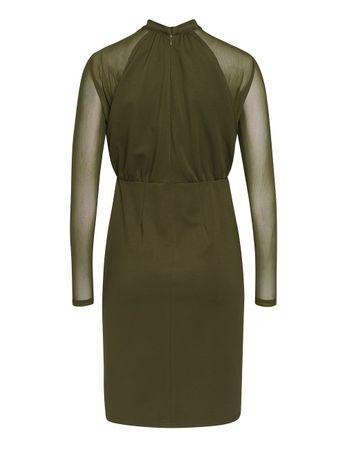 Sainte-Croix Kleid olivgrün – Bild 2