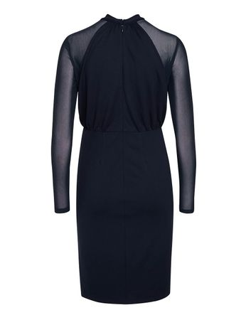 Sainte-Croix Dress Navy – Bild 2