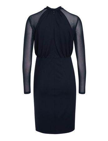 Sainte-Croix Kleid marineblau – Bild 2