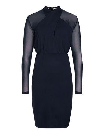 Sainte-Croix Kleid marineblau – Bild 1