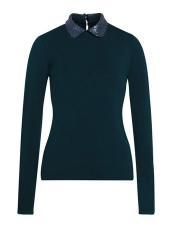 Poincy Jersey-Shirt Navy – Bild 1