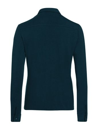 Luiza Polo Shirt Navy – Bild 2
